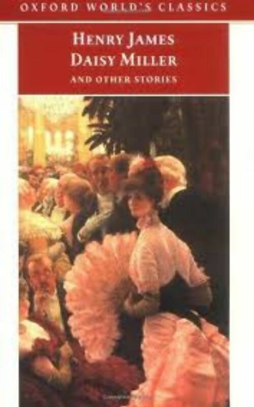 Daisy Miller and other stories - Henry James