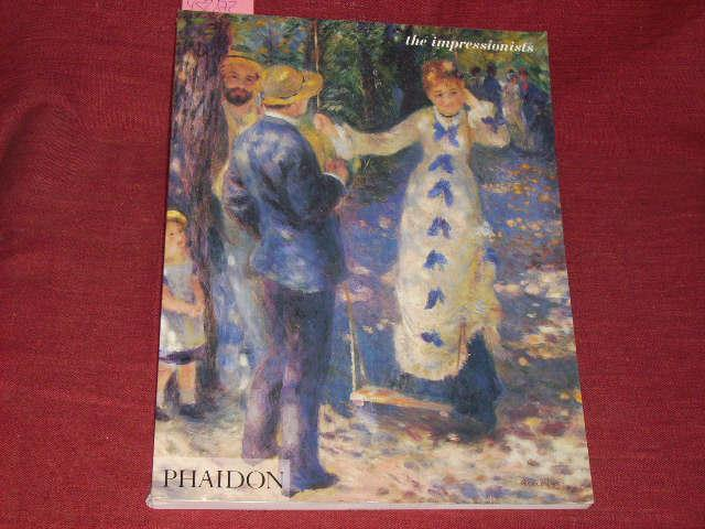 The Impressionists (Phaidon Colour Library). - Michael Wilson