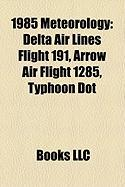 1985 Meteorology: Delta Air Lines Flight 191