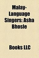 Malay-Language Singers: ASHA Bhosle