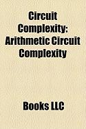 Circuit Complexity: Arithmetic Circuit Complexity