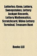 Lotteries: Lottery