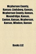 McPherson County, Kansas: Marquette, Kansas