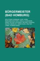 Bürgermeister (Bad Homburg)