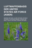 Luftwaffenbasis Der United States Air Force (Asien)