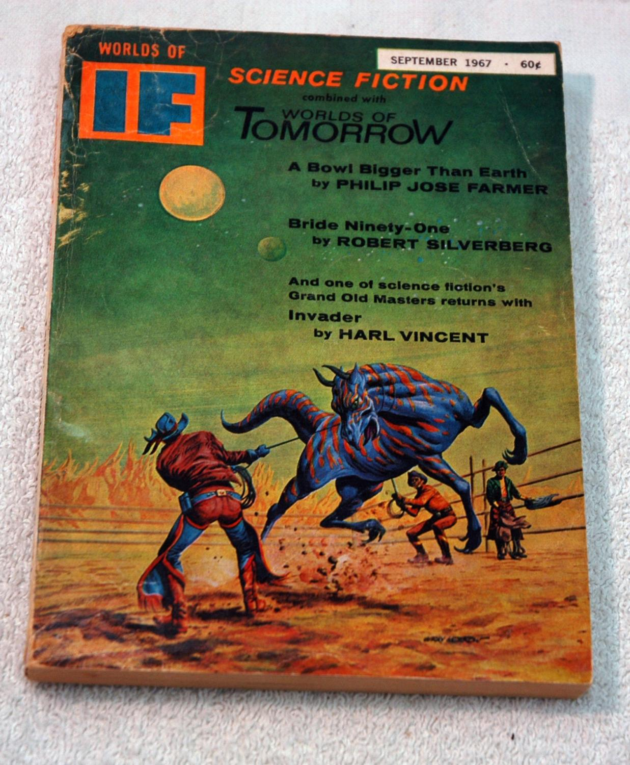 Worlds of If Science Fiction, Vol.17 No.9, September 1967