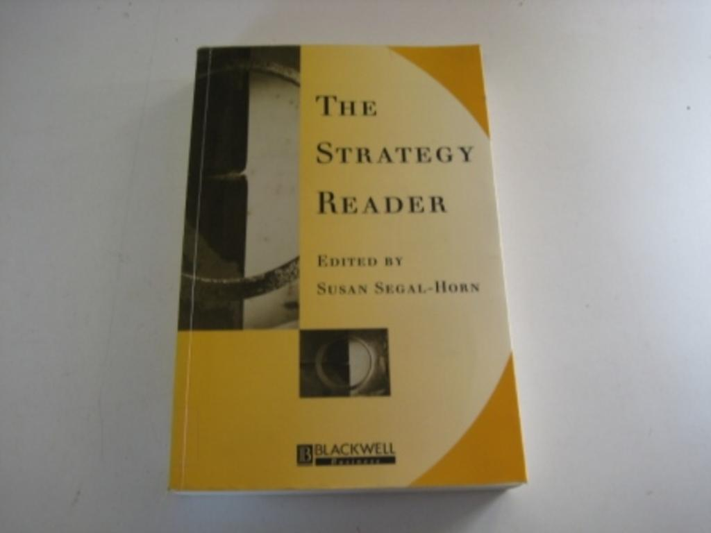 The Strategy Reader
