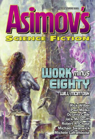 Asimov's Science Fiction Penny Publications Author