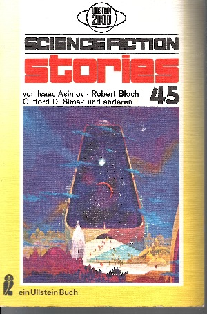 Science-fiction-stories Teil: 45.