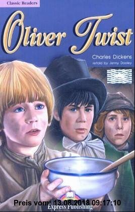 Oliver Twist, Classic Readers, Level 2,