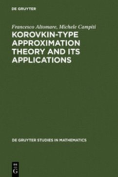 Korovkin-Type Approximation Theory and Its Applications (Approaches to Semiotics)