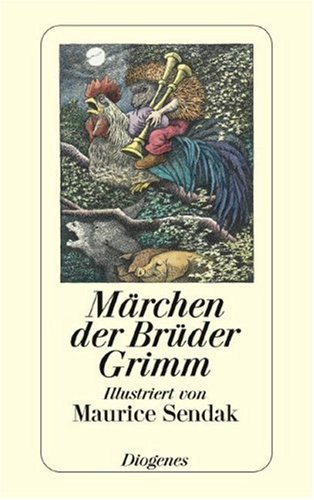 Grimms Marchen Mit Sendak (German Edition) - Grimm, Jacob
