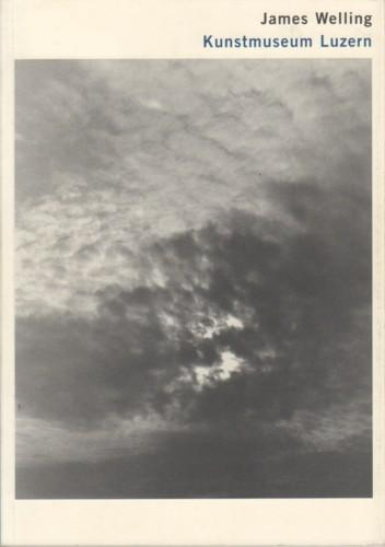 JAMES WELLING - SIGNED BY THE PHOTOGRAPHER
