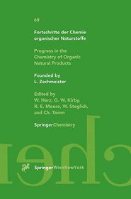 Fortschritte der Chemie organischer Naturstoffe / Progress in the Chemistry of Organic Natural Products 68 by