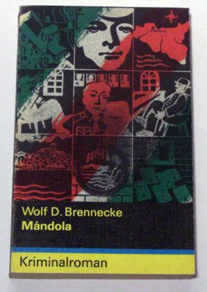 Mandola. Kriminalroman