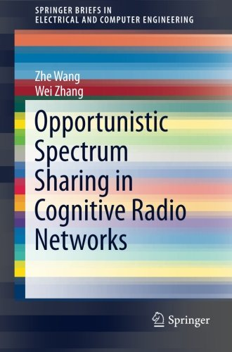 Opportunistic Spectrum Sharing in Cognitive Radio Networks - Wei Zhang; Zhe Wang