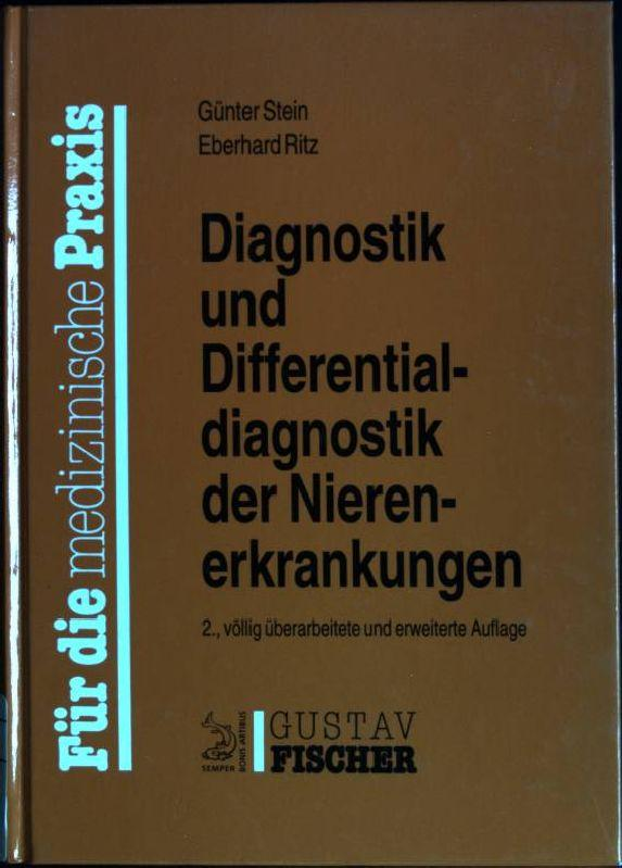 Diagnostik und Differentialdiagnostik der Nierenerkrankungen