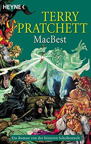 MacBest: Roman (Heyne Science Fiction und Fantasy (06)) - Pratchett, Terry