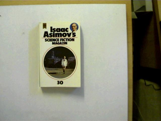 Magazine of Fantasy and Science Fiction 30, - Asimov, Isaac