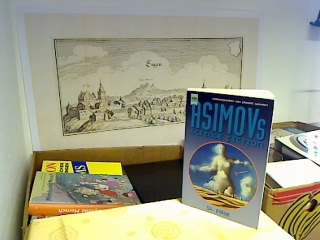 Asimovs SciFi Heyne-Bücher : 6, Heyne-Science-fiction & Fantasy ; Bd. 5989 : Science-fiction Folge 52 Originalausgabe - Wahren, Friedel (Hrsg.).
