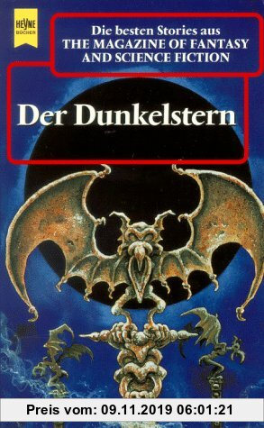 Die besten stories aus The Magazine of Fantasy and Science Fiction, folge 97: Der Dunkelstern