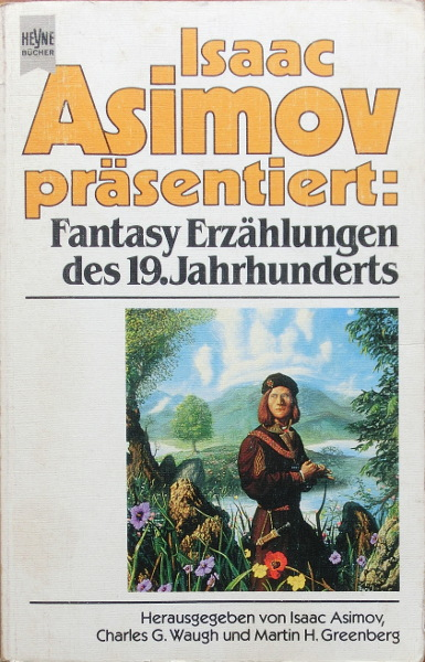 Isaac Asimov Presents the Great SF Stories; 9