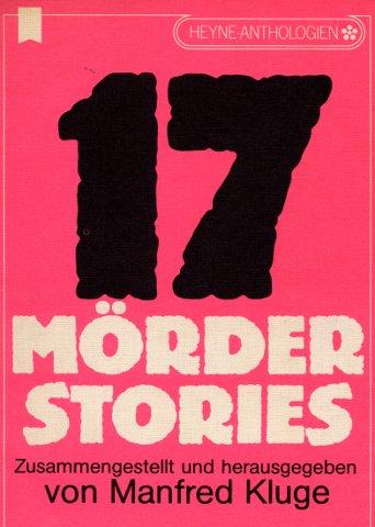 Siebzehn Mörder - Stories.
