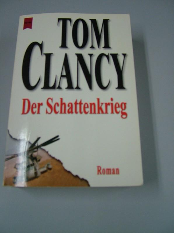 Der Schattenkrieg - Clancy, Tom