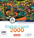 English Coach G 2000 Multimedia. Ausgabe A3 / B3 / D3(GA) / D3(EA). CD-ROM für Windows 95