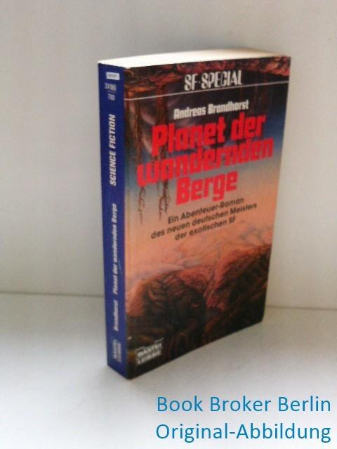 Planet der wandernden Berge. ( Science Fiction).