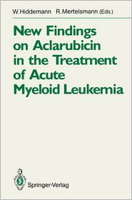 New Findings on Aclarubicin in the Treatment of Acute Myeloid Leukemia
