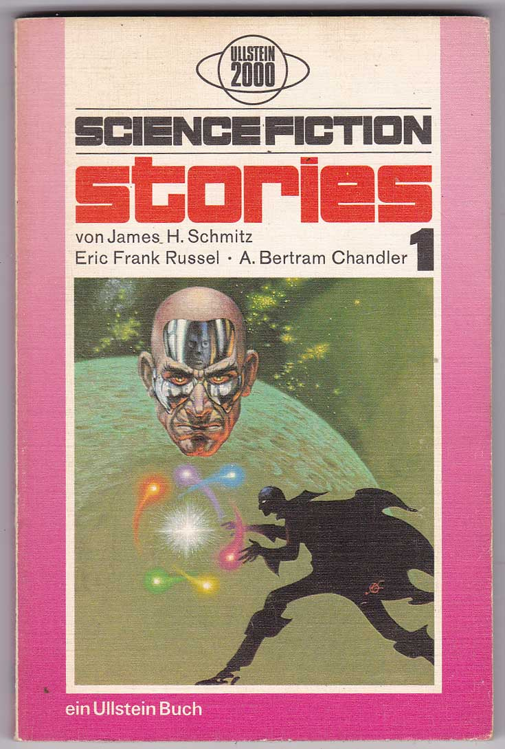 Science Fiction Stories 1 - Schmitz, James H.; Russell, Eric Frank; Chandler, A. Bertram [Spiegl, Walter; Hg.]