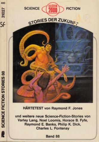 Science-Fiction-Stories 88 - Spiegl, Walter;