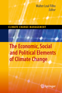The Economic, Social and Political Elements of Climate Change