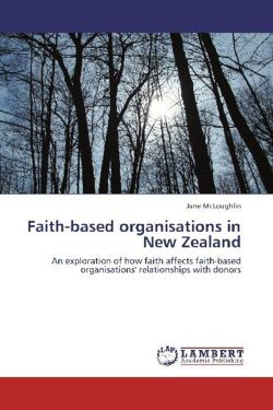 Faith-based organisations in New Zealand - McLoughlin, Jane