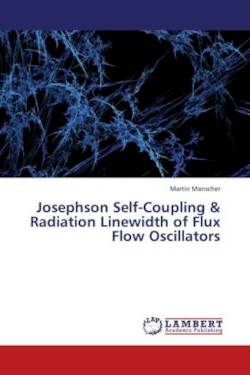 Josephson Self-Coupling & Radiation Linewidth of Flux Flow Oscillators