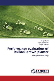 Performance evaluation of bullock drawn planter