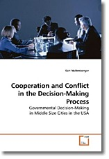 Cooperation and Conflict in the Decision-Making Process - Nollenberger, Karl