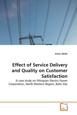 Effect of Service Delivery and Quality on Customer Satisfaction - Abdie, Aman