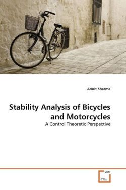 Stability Analysis of Bicycles and Motorcycles - Sharma, Amrit