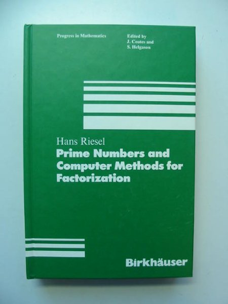 Prime Numbers and Computer Methods for Factorization