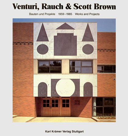 Works and Projects - Venturi, Robert