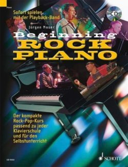 Beginning Rock Piano