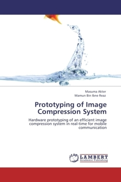 Prototyping of Image Compression System