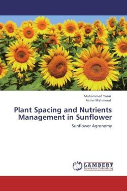 Plant Spacing and Nutrients Management in Sunflower - Yasin, Muhammad / Mahmood, Aamir