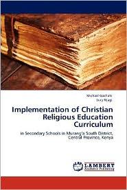 Implementation of Christian Religious Education Curriculum