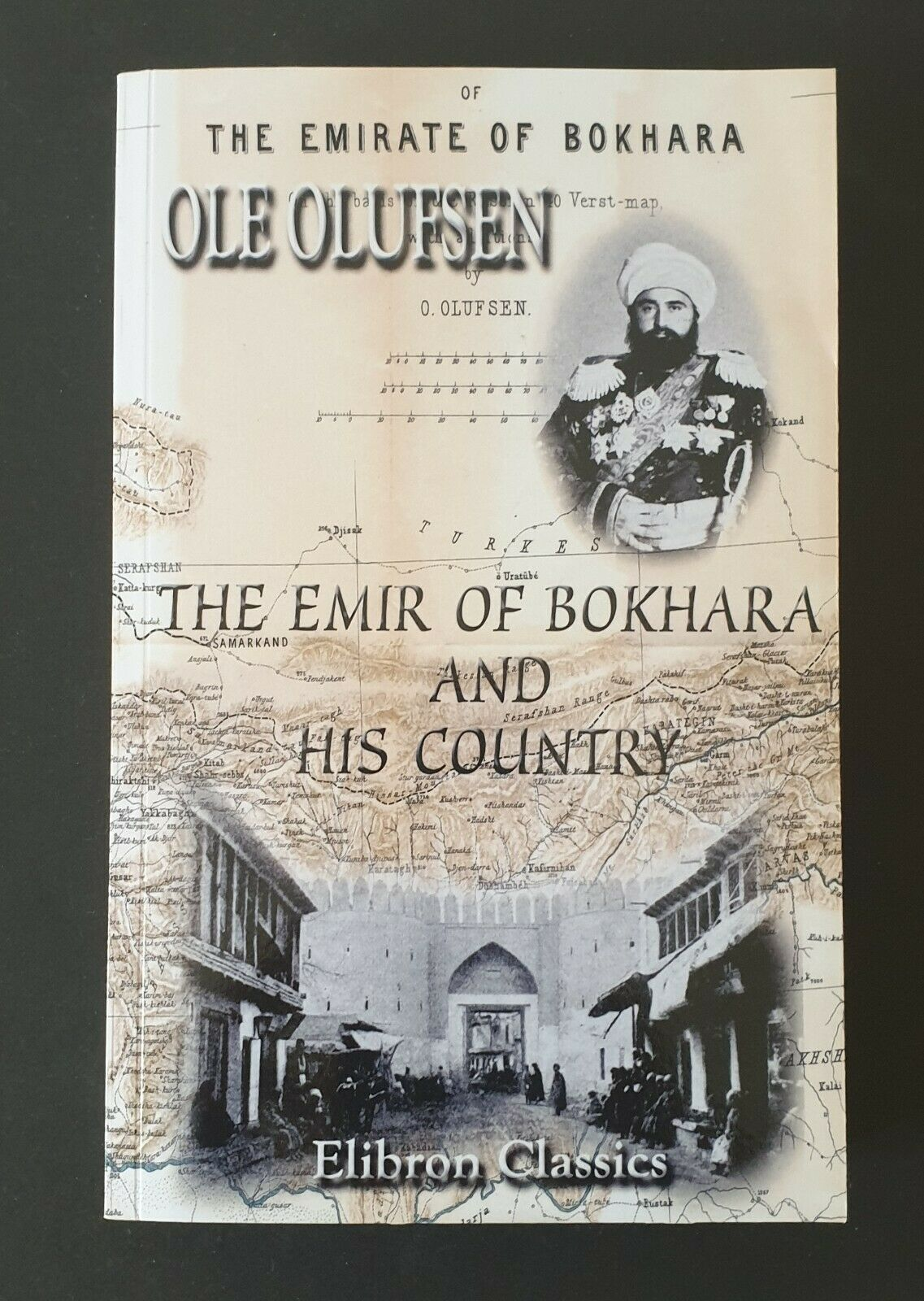 Ole Olufsen - The Emir Of Bokhara And His Country 2005 - sehr guter Zustand