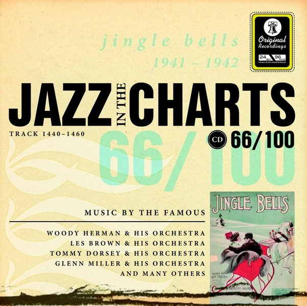 Jazz in the Charts, Audio-Cds, Nr.66: Jingle Bells 1941-1942, 1 Audio-Cd