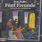 Fünf Freunde - CD / Fünf Freunde - und die Druiden von Stonehenge: FOLGE 68