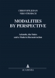 Modalities by Perspective: Aristotle, the Stoics and a modern Reconstruction